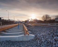 Projet Sando TGV